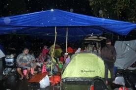 Gempa Sulbar, BNPB Tambah 4 Tenda untuk Tempat Isolasi…