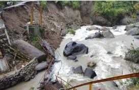 Imbas Longsor Cianjur, Pemkab Bakal Bangun Jembatan Gantung