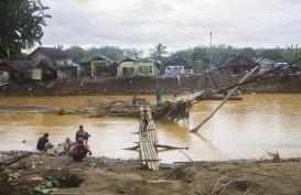 Sudah Sepekan, Banjir Banjarmasin Buat Perkampungan ini Terisolasi