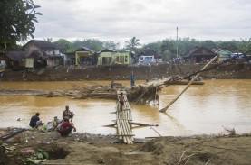 Sudah Sepekan, Banjir Banjarmasin Buat Perkampungan…
