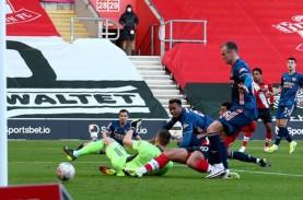 Southampton Singkirkan Juara Bertahan Arsenal dari…
