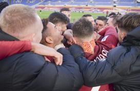Roma Balas Dendam Sangat Dramatis, Merapat ke Duo Milan Geser Napoli