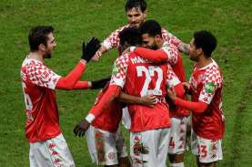 Hasil Bundesliga, RB Leipzig Makin Sulit Saingi Bayern…