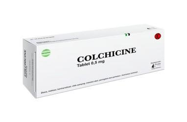 Colchicine Disebut Ampuh Obati Covid-19, Berapa Harganya?