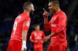 Madrid Pesta Gol, Jaga Peluang Berburu Gelar La Liga dengan Atletico