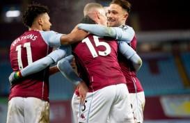 Aston Villa Perpanjang Derita Newcastle United, Skor 2–0