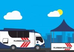 Lokasi Mobil SIM Keliling di DKI Jakarta, Minggu 24 Januari