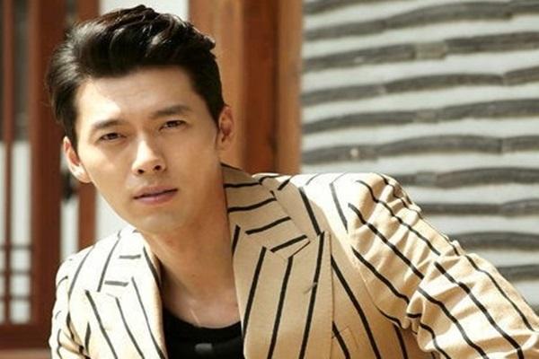Aktor Korea Hyun Bin - Istimewa