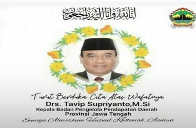 Mantan Pj Wali Kota Semarang Meninggal akibat Covid-19, Ini Kata Ganjar