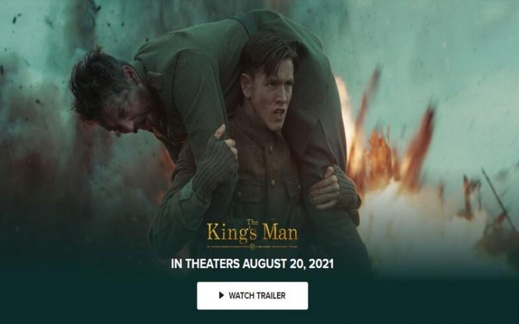 Cuplikan film The King's Man yang ditunda rilisnya hingga 20 Agustus 2021 -  20th Century Studios