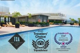 Louise Kienne Hotel Pandanaran Raih Nominasi Travel…