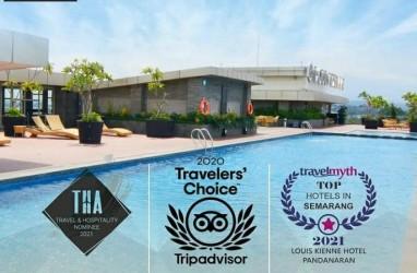Louis Kienne Hotel Pandanaran Raih Nominasi Travel & Hospitality Awards 2021