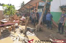 Kemendikbud Sebut Perbaikan Sekolah Akibat Bencana…