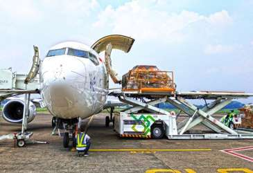 Tarif Sewa Gudang di Soetta Naik, ALFI: Biaya Logistik Meroket