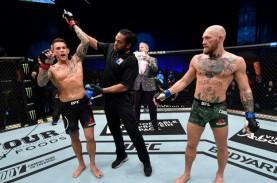 Kembali ke Panggung UFC, Conor McGregor Dipukul KO…