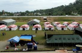 Penanganan Gempa Sulbar, Sejumlah Kendala Masih Mengadang