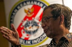 Mahfud MD Tanggapi Ujaran Rasis Relawan Pro Jokowi…
