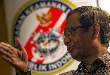 Mahfud MD Tanggapi Ujaran Rasis Relawan Pro Jokowi ke Natalius Pigai