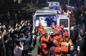 Sembilan Orang yang Terjebak di Tambang Emas China Dievakuasi