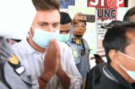Imigrasi Bali Deportasi WNA Rusia karena Pesta Abaikan…