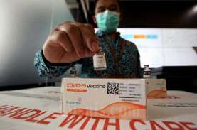 Pembicaraan Swasta dengan Produsen Vaksin Sudah Masuk…