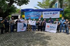 Kolaborasi BNI bersama BTN dan Jamkrindo Salurkan…