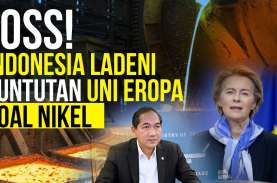 Tak Gentar, Indonesia Ladeni Tuntutan Uni Eropa soal…