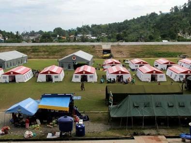 Pasca Gempa Bumi, Gubernur Sulbar Himbau Masyarkat Yang Berada di Pengungsian Untuk Kembali Kerumah Masing-Masing
