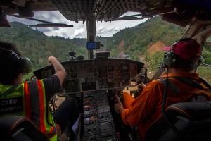 Bantuan Untuk Korban Banjir di Pedalaman Kalsel Didistribusikan Lewat Jalur Udara