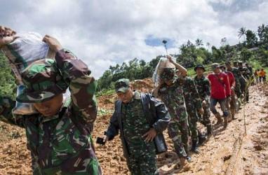 BPBD Lebak : Waspadai Bencana Banjir dan Tanah Longsor