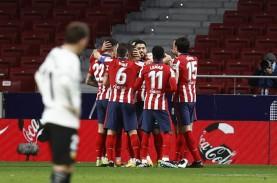 Hajar Valencia, Atletico Makin Jauh Tinggalkan Real…