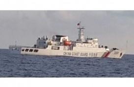 Penjaga Pantai China Sudah Bisa Pakai Senjata