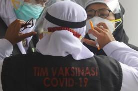 Vaksinasi Covid-19 di Klaten Dimulai Hari Ini, Bupati…