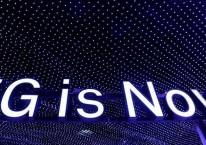 Ilustrasi teknologi 5G./REUTERS-Yves Herman
