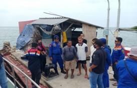 Tabrakan Kapal di Perairan Gresik, Tug Boat Ditemukan Tenggelam, ABK Diduga Terperangkap