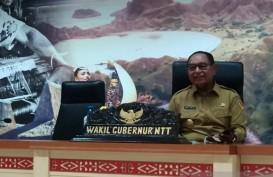 Wagub NTT Kembali Berkantor Selepas Sembuh dari Covid-19