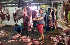 Harga Daging Sapi Naik, Pemotongan di RPH Kabupaten Bandung Menurun