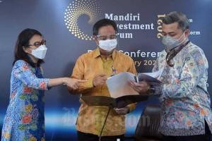 Mandiri Investment Forum 2021 Yang Digelar Secara Virtual Akan Diikuti 10.000 Investor