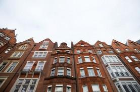Investor Menahan Diri, Pasar Hunian di London Anjlok