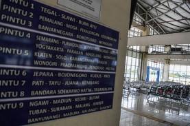 Operator Terminal di Jakarta Menunggu Detektor Covid-19…