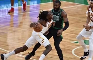 Hasil Basket NBA, Brown & Walker Bawa Celtics Gasak Cavaliers
