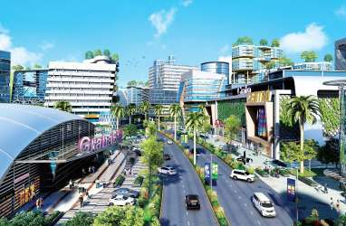 Lewati Target, Puradelta Lestari (DMAS) Cetak Marketing Sales Rp2,39 Triliun