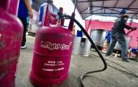 Pertamina Pasok Bright Gas untuk 41 Dapur Umum di Sulbar