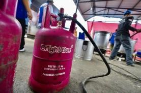 Pertamina Pasok Bright Gas untuk 41 Dapur Umum di…