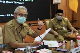 Keterisian Rumah Sakit di Jawa Tengah 66,67 Persen
