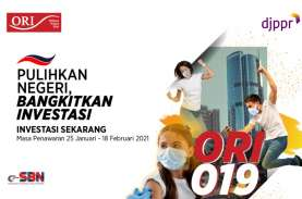 Bank Mandiri Bidik Penjualan ORI019 Senilai Rp1,5…