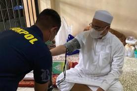 Polri Pastikan Kondisi Rizieq Shihab Sehat Selama…