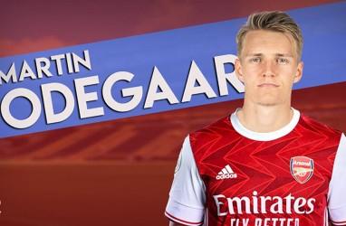 Arsenal & Real Madrid Capai Kesepakatan Peminjaman Martin Odegaard