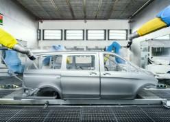 25 Tahun Diproduksi, Ini Evolusi Mercedes-Benz Vito