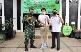 Dukung Program Citarum Harum, Uni-Charm Indonesia Tanam 1.500 Pohon Bambu